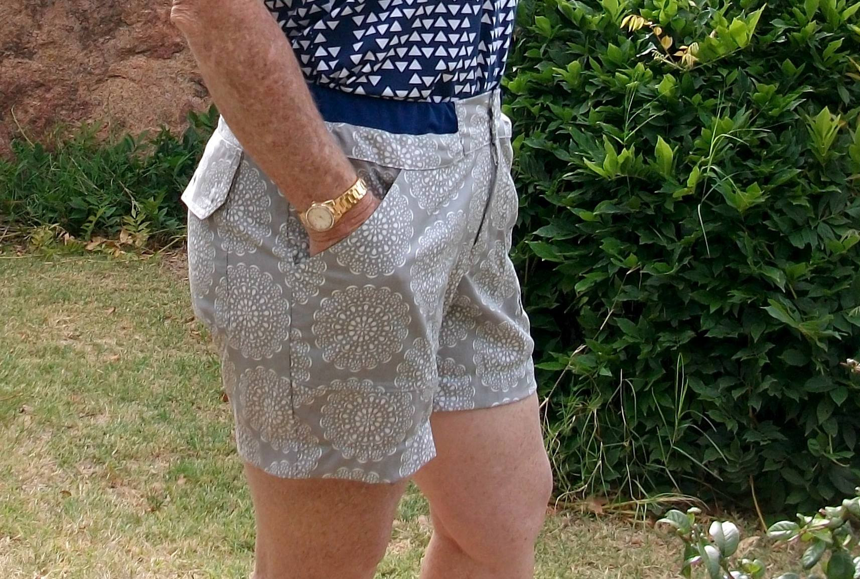 Itch to Stitch Sequoia Cargos & Shorts