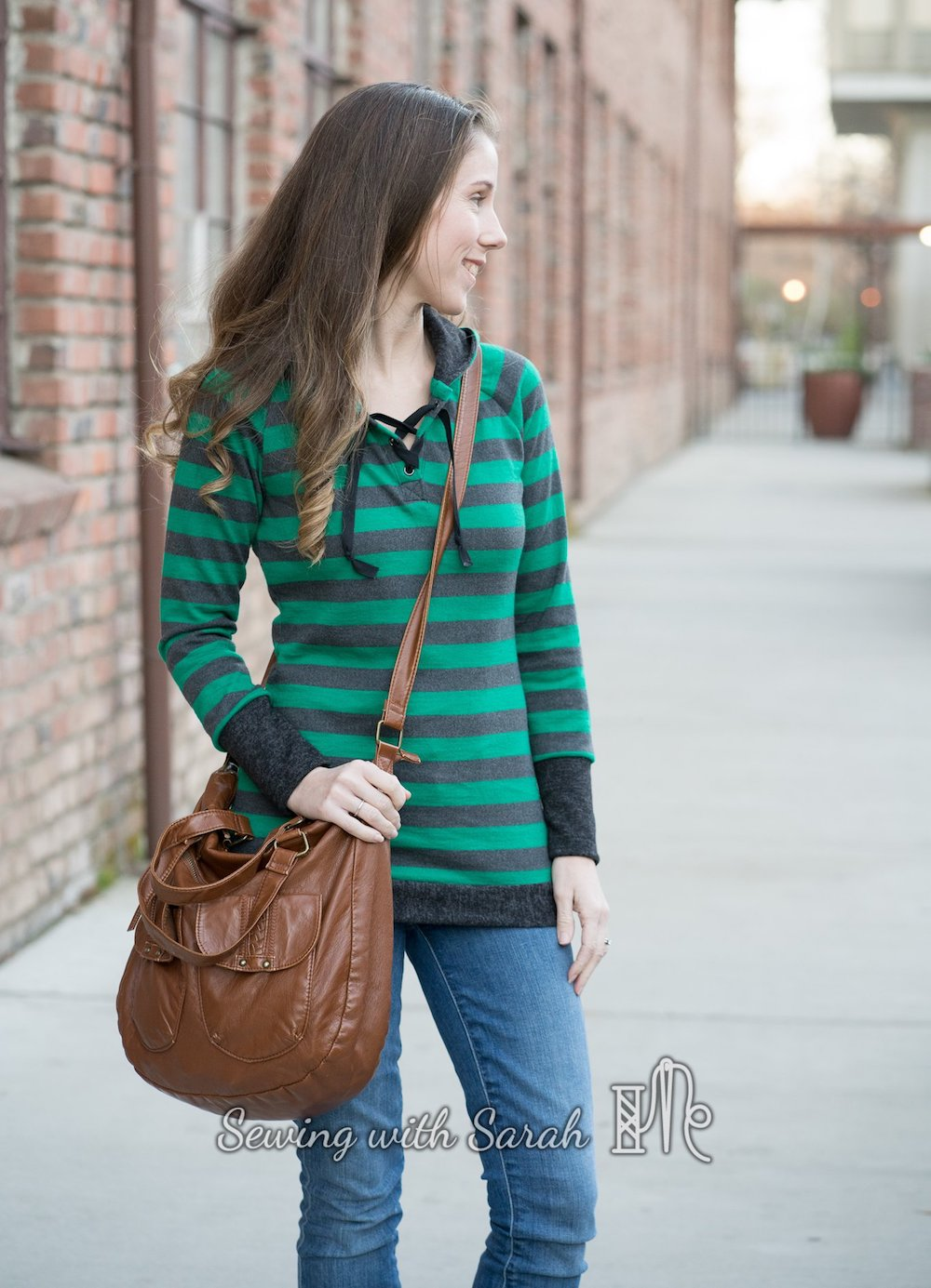 Itch to Stitch Visby Henley & Top