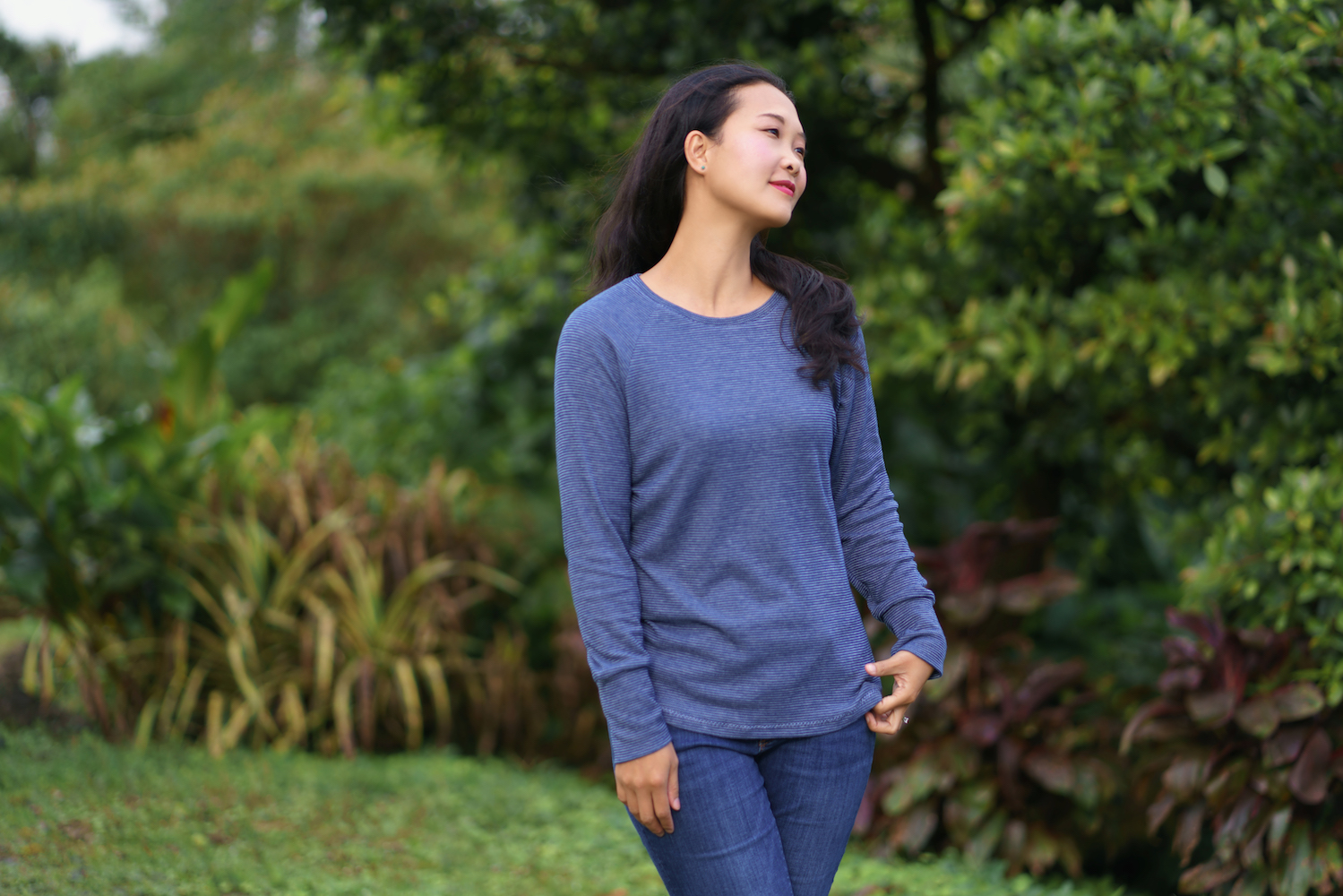 Itch to Stitch Visby Henley & Top PDF Sewing Pattern