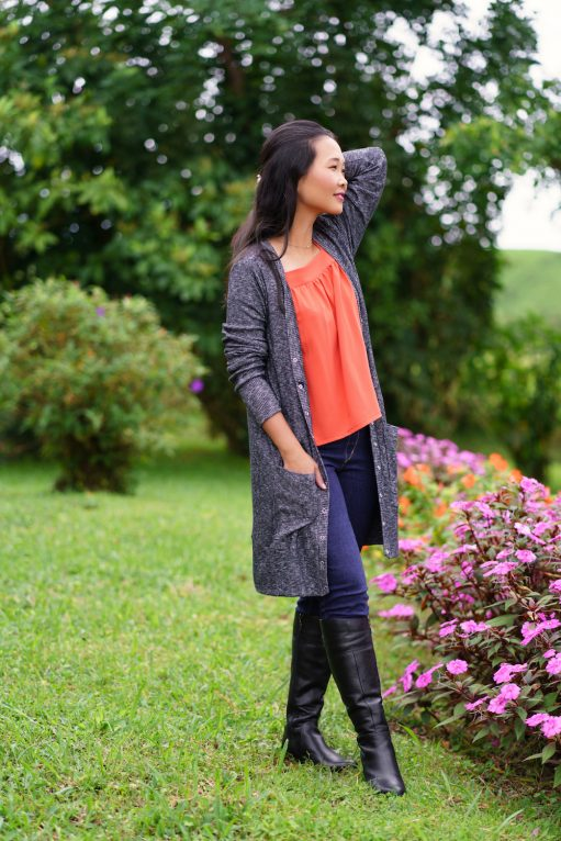 Itch to Stitch Aveiro Cardigan PDF Sewing Pattern
