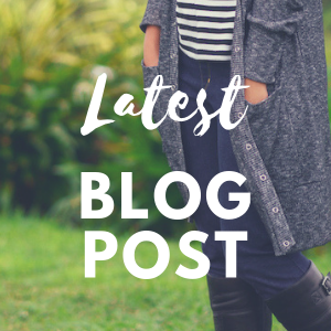 Itch to Stitch Latest Blog Post