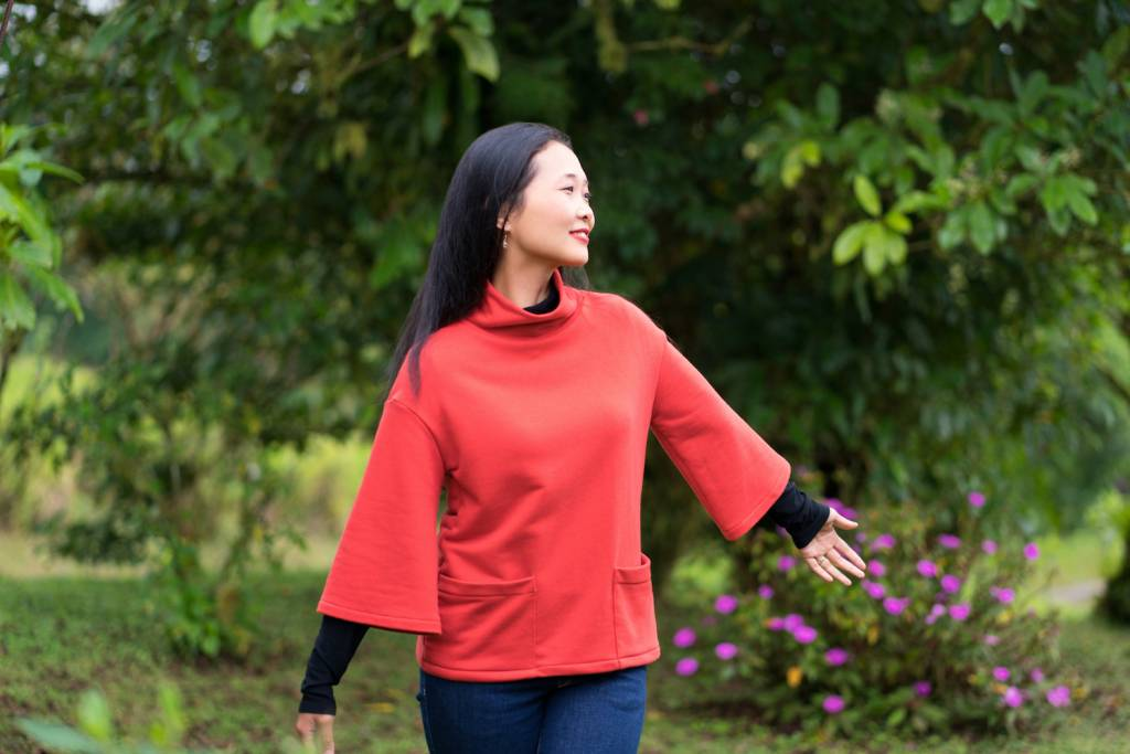 Itch to Stitch Uvita Top Add-on PDF Sewing Pattern