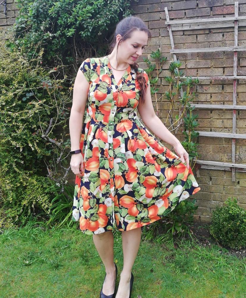 Itch to Stitch Kalispell Dress PDF Sewing Pattern