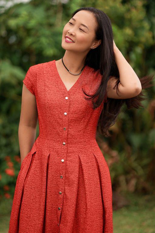 Itch to Stitch Kalispell Dress PDF Sewing Pattern 5