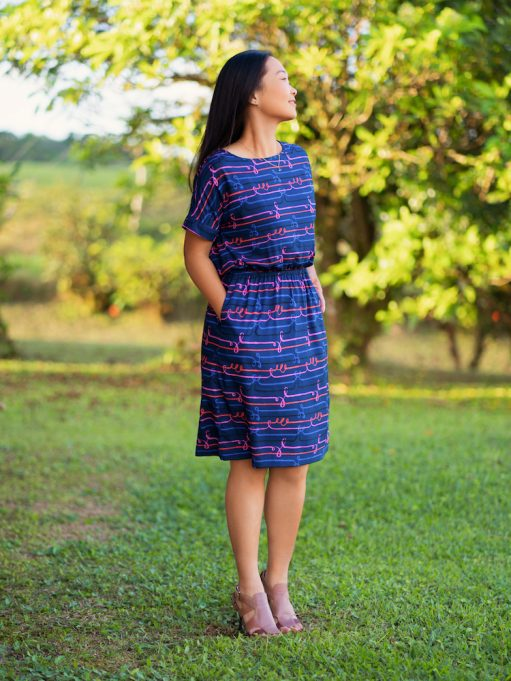 Itch to Stitch Melrose Top and Dress PDF Sewing Pattern 2