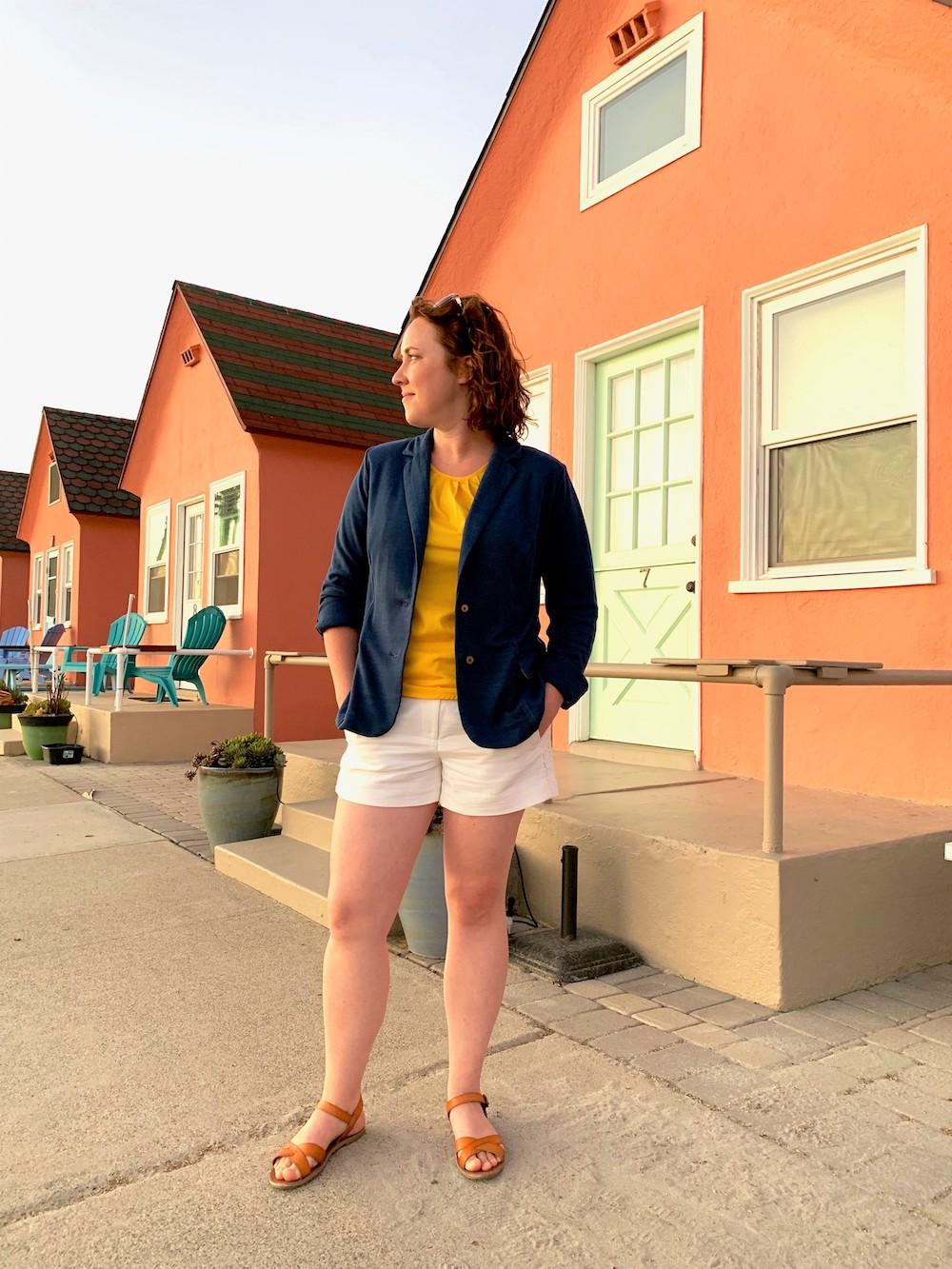 La Paz Jacket by Hannah—Make It Wear It