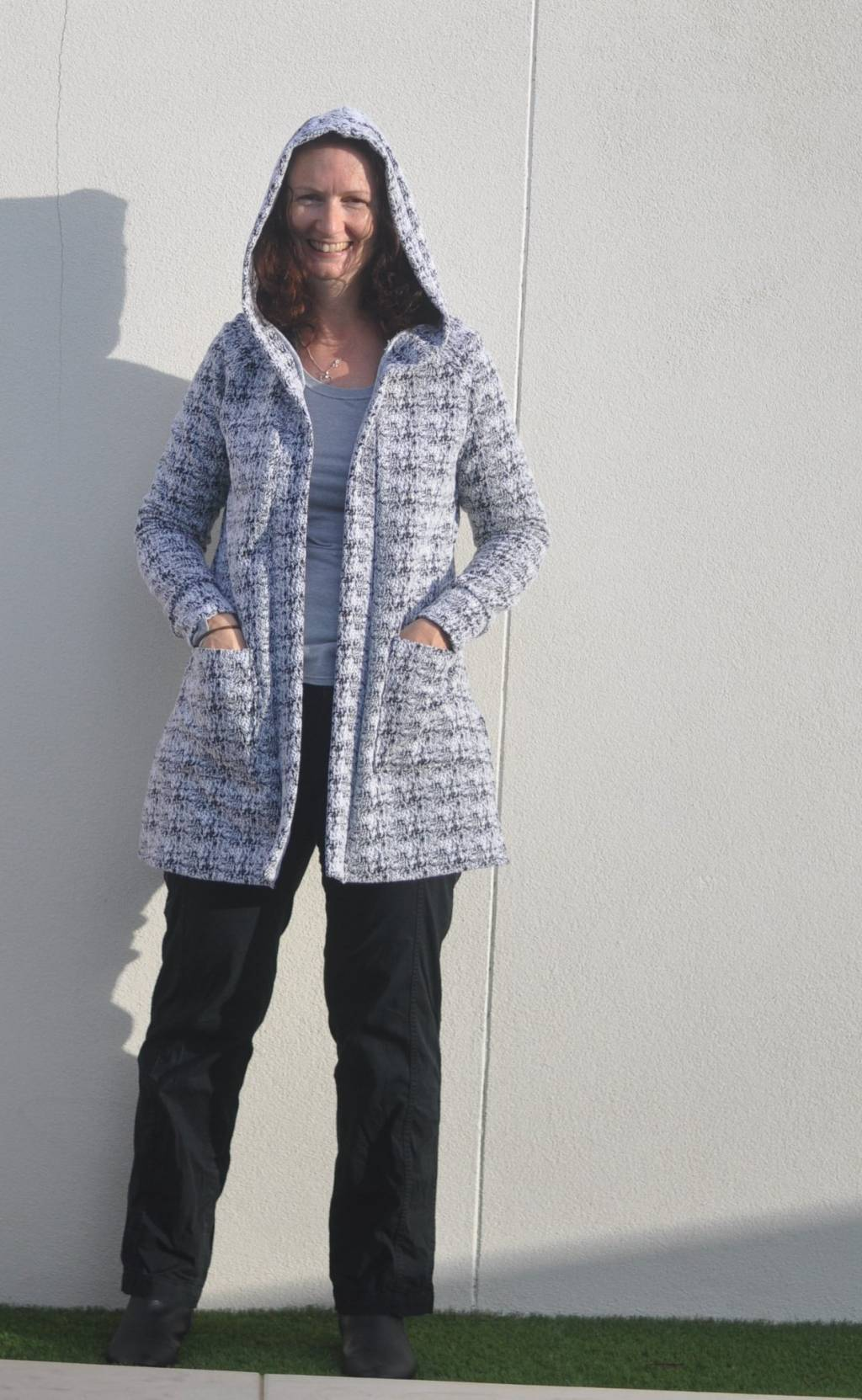 Itch to Stitch Castillo Cardigan Sewing Pattern