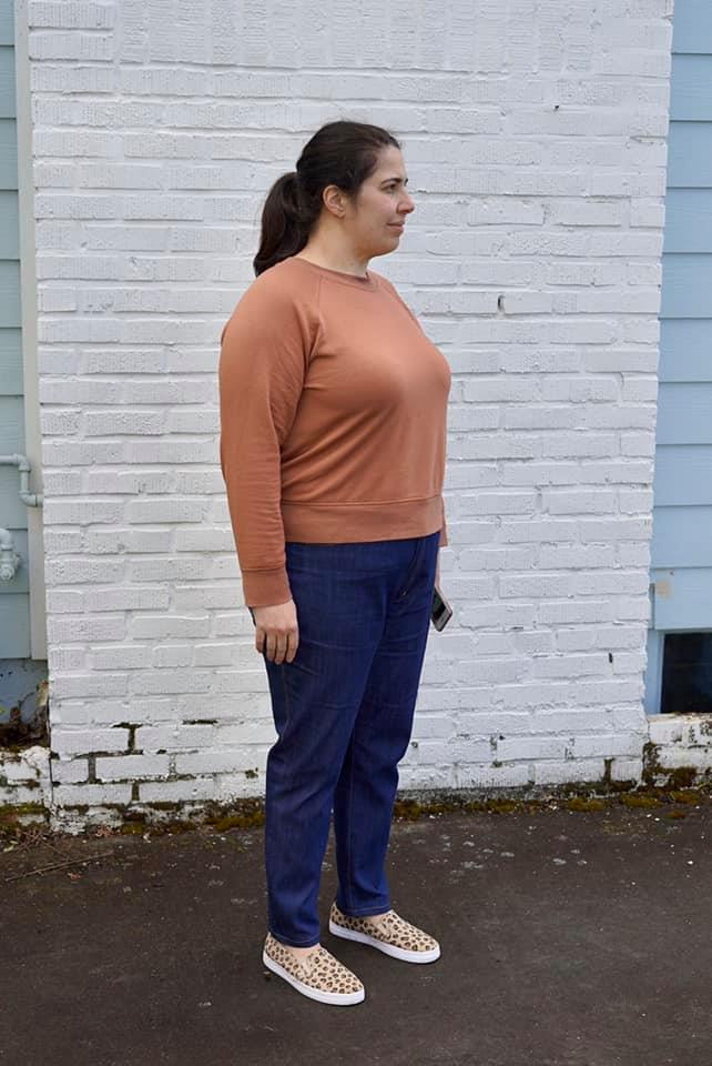 Itch to Stitch Eddystone Jeans PDF Sewing Pattern