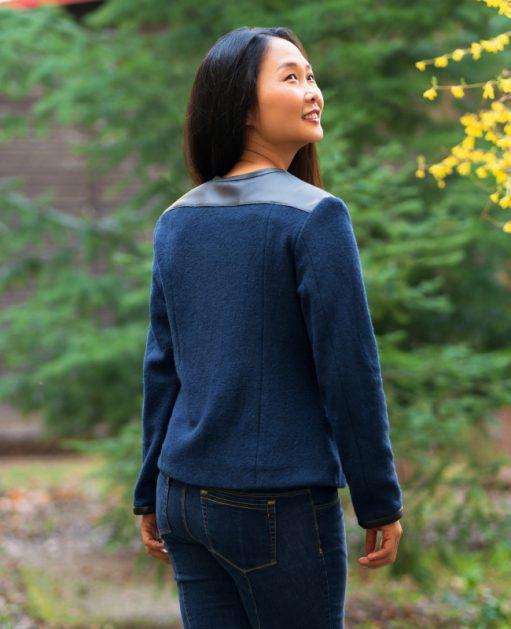 Itch to Stitch Cerro Alto Jacket PDF Sewing Pattern