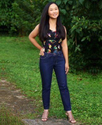 Itch to Stitch Eddystone Jeans PDF Sewing Pattern