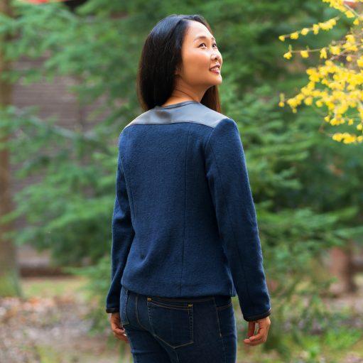 Itch to Stitch Cerro Alto Jacket Sewing Pattern