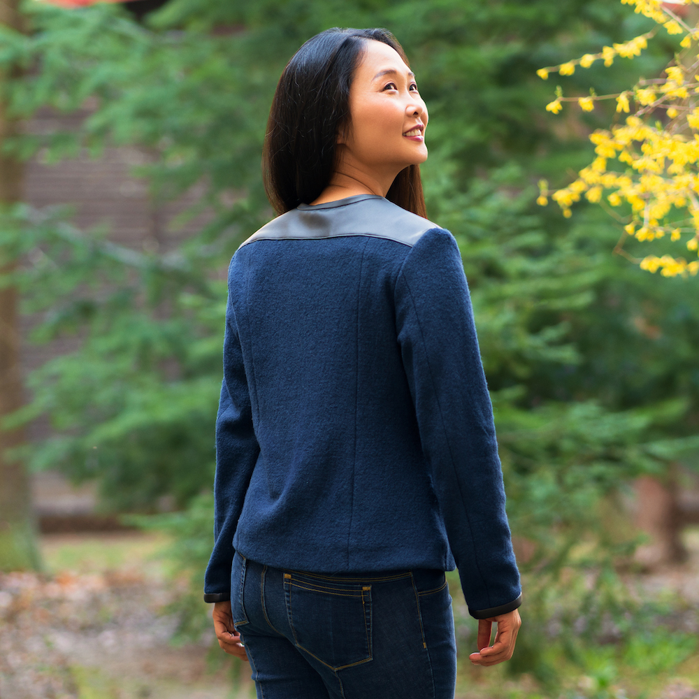 Itch to Stitch Cerro Alto Jacket Sewing Pattern