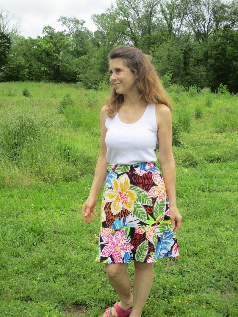 Itch to Stitch Balboa Skirt PDF Sewing Pattern