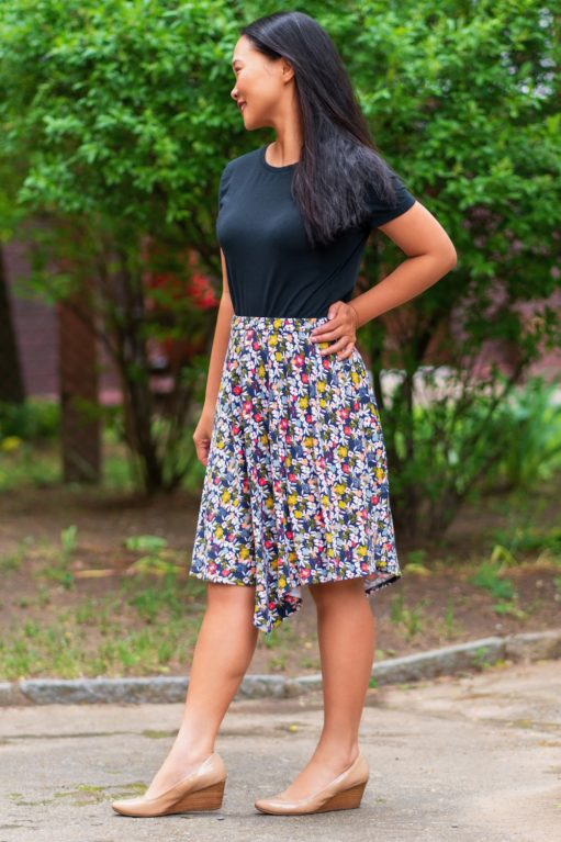 Itch to Stitch Balboa Skirt PDF Sewing Pattern
