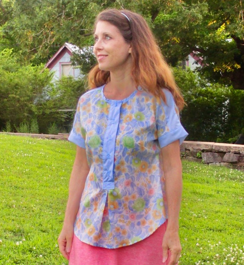 Itch to Stitch Chemainus Top PDF Sewing Pattern