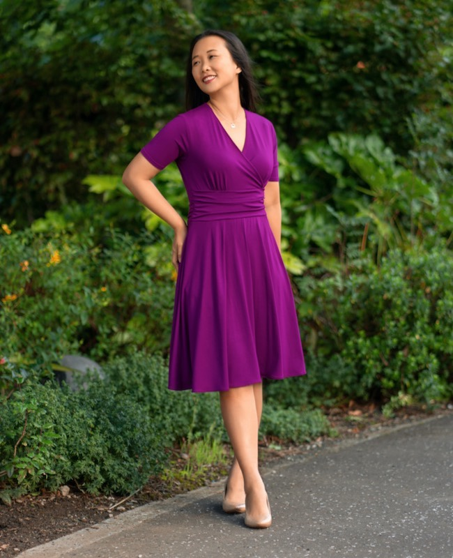 Itch to Stitch Antrim Dress PDF Sewing Pattern 2