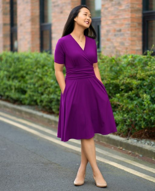 Itch to Stitch Antrim Dress PDF Sewing Pattern