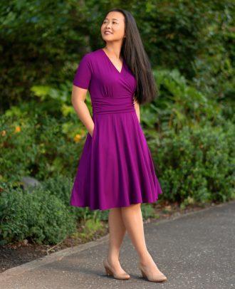 Itch to Stitch Antrim Dress PDF Sewing Pattern