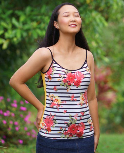 Itch to Stitch Cartagena Cami PDF Sewing Pattern