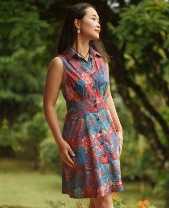 Itch to Stitch Chai Shirt and Dress PDF Sewing Pattern