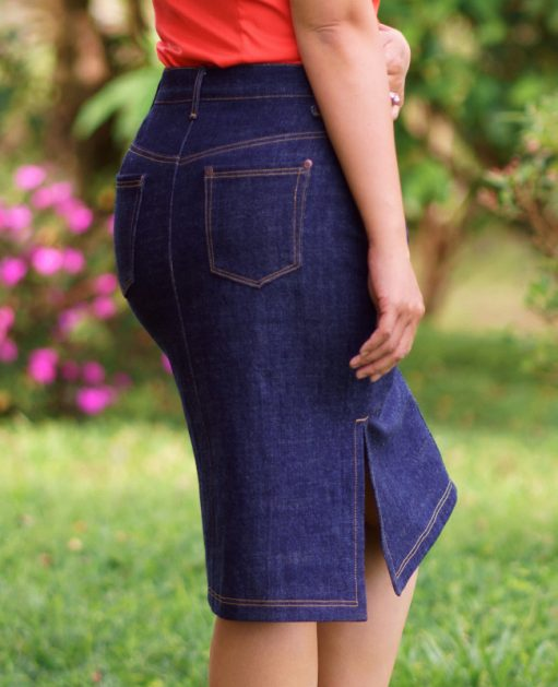 Itch to Stitch Danube Skirt PDF Sewing Pattern