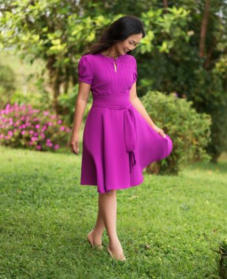Itch to Stitch Giverny Dress PDF Sewing Pattern