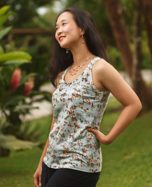 Itch to Stitch Lago Tank PDF Sewing Pattern
