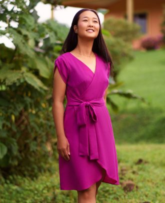 Itch to Stitch Petaluma Dress PDF Sewing Pattern