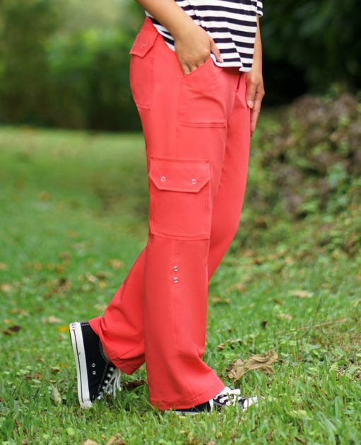 Itch to Stitch Visby Sequoia Cargos and Shorts PDF Sewing Pattern