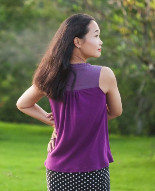 Itch to Stitch Vienna Tank PDF Sewing Pattern