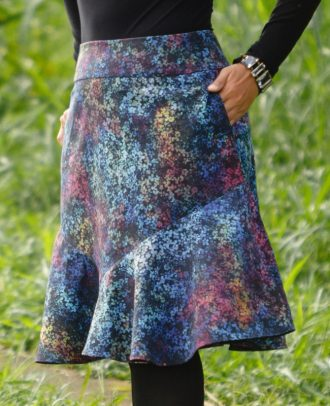 Itch to Stitch Vientiane Skirt PDF Sewing Pattern