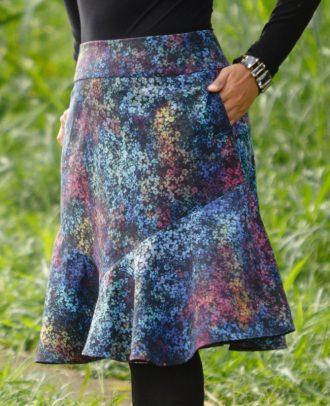 Itch to Stitch Vientiane Skirt PDF Sewing Pattern