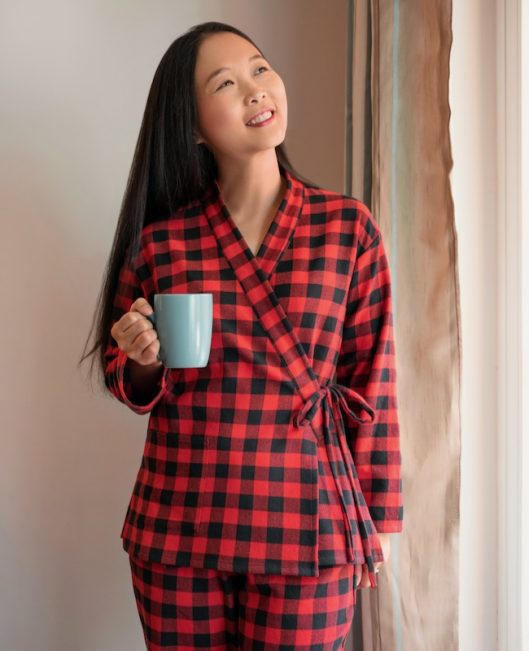 Itch to Stitch Pine Cove Pajamas PDF Sewing Pattern