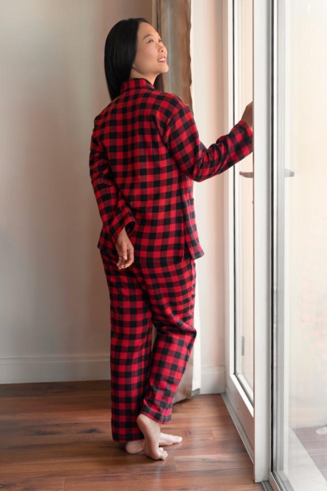 Itch to Stitch Pine Cove Pajamas PDF Sewing Pattern
