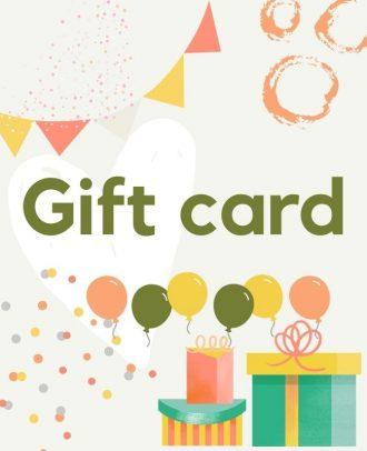 Itch to Stitch Gift Card