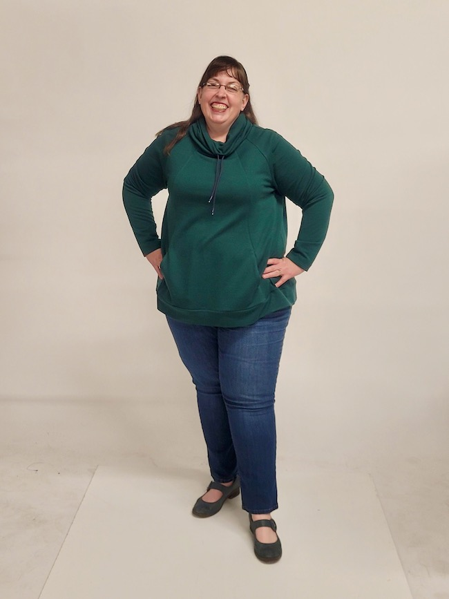 Itch to Stitch Lamma Hoodie & Sweatshirt