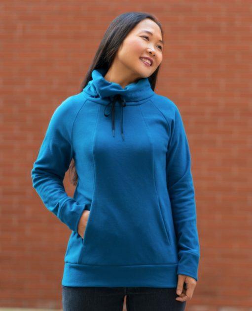 Itch to Stitch Lamma Hoodie & Sweatshirt PDF Sewing Pattern