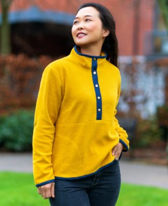 Itch to Stitch Bainbridge Pullover PDF Sewing Pattern