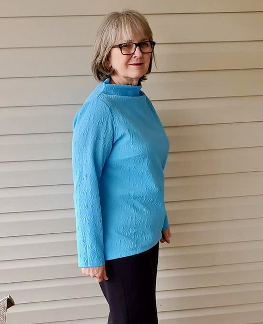 Itch to Stitch Gothenburg Top PDF Sewing Pattern