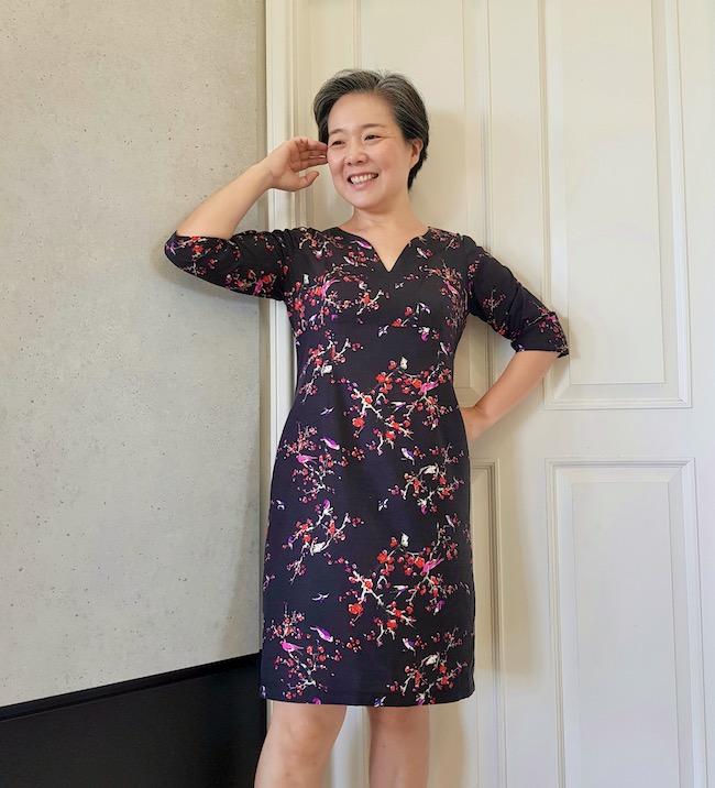 Itch to Stitch Recoleta Dress PDF Sewing Pattern