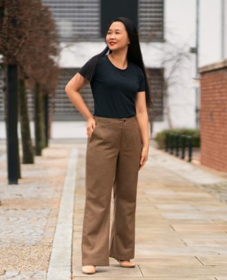 Itch to Stitch Upland Trousers PDF Sewing Pattern