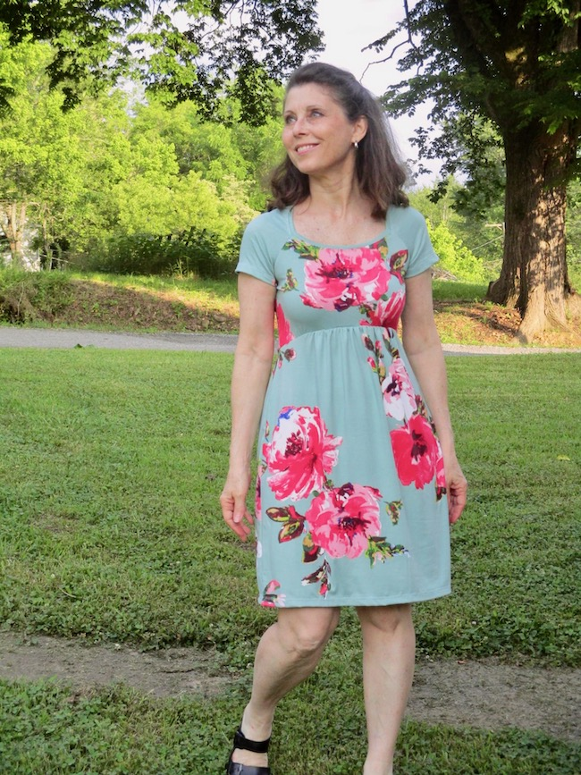 Itch to Stitch Glenelly Top & Dress PDF Sewing Pattern