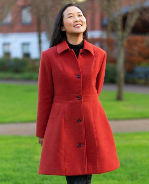 Itch to Stitch Lagan Coat PDF Sewing Pattern